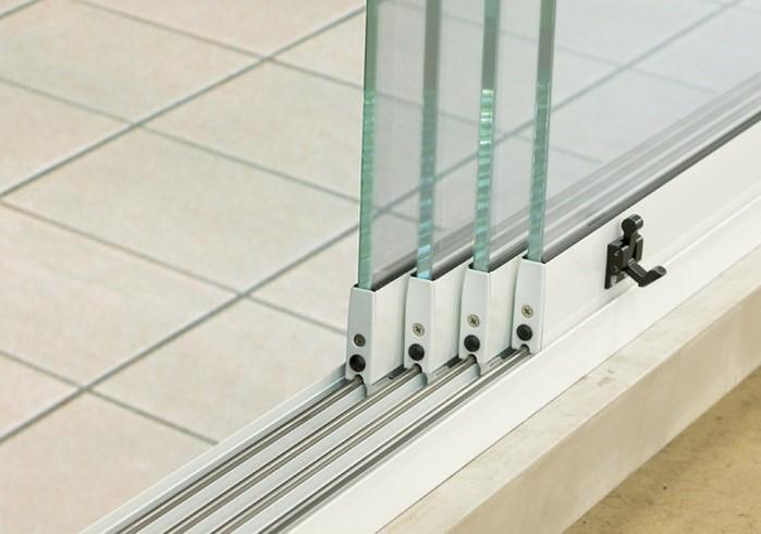 glas schiebewand w17 c lumisol. Black Bedroom Furniture Sets. Home Design Ideas