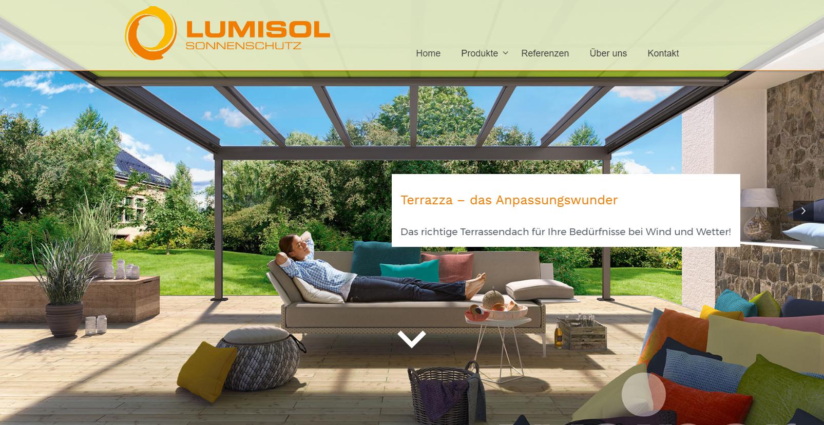 Lumisol Markisen Sonnenschutz Rollladen In Wien Umgebung